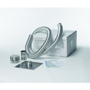 M-FLEX Aluminum Chimney Liner Kit for Gas Burners
