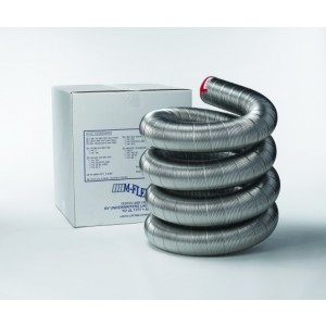 M-Flex Stainless Steel Chimney Liner