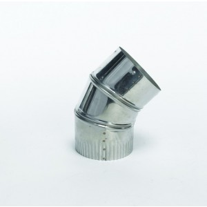 Stainless Steel Chimney Liner Elbow