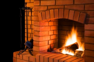 The Right Kind of Fire Wood in your Fireplace can Reduce Smoke and Frequency of Chimney Cleaning